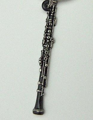 ロレー オーボエ ネックレス Loree Oboe Necklace 568 (黒)