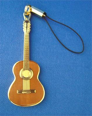 ラミレス アコースティック ギター 携帯ストラップ