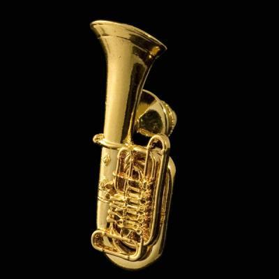 ミラフォン チューバ ピン ゴールド Mirafone Tuba Pin 573