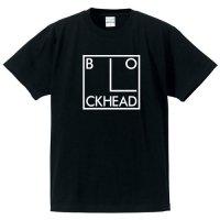 イアン・デューリー・アンド・ザ・ブロックヘッズ / ロゴ (BLACK)