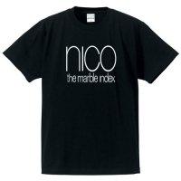 ニコ / マーブル・インデックス (BLACK)
