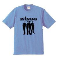 キンクス / オール・デイ・アンド・オール・オブ・ザ・ナイト (6.2オンス プレミアム Tシャツ 4色)