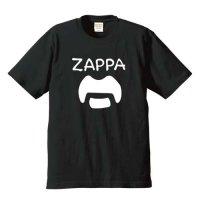フランク・ザッパ / HIGE (6.2オンス プレミアム Tシャツ 4色)