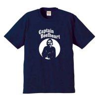 キャプテン・ビーフハート (6.2オンス プレミアム Tシャツ 4色)