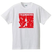 トーキング・ヘッズ / リメイン・イン・ライト (WHITE PRINT RED)