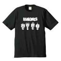 ラモーンズ / アイ・ウォナ・ビー・シディテッド (6.2オンス プレミアム Tシャツ 4色)