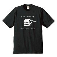 クラフトワーク / ヨーロッパ特急 (6.2オンス プレミアム Tシャツ 2色)