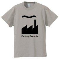 ファクトリー・レコード / ロゴ(MIXGREY)