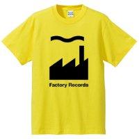 ファクトリー・レコード / ロゴ(YELLOW)