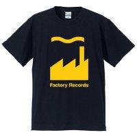ファクトリー・レコード / ロゴ(NAVY)