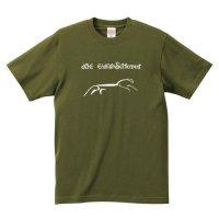 XTC / イングリッシュ・セトゥルメント (6.2オンス プレミアム Tシャツ シティーグリーン)