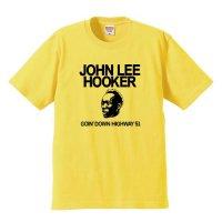 ジョン・リー・フッカー / ゴーイン・ダウン・ハイウエイ 51 (6.2オンス プレミアム Tシャツ 4色)