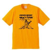 チャック・ベリー / リーリン・アンド・ロッキン (6.2オンス プレミアム Tシャツ 4色)