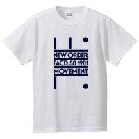 ニュー・オーダー / ムーヴメント (WHITE)