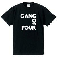 ギャング・オブ・フォー / LOGO (BLACK)