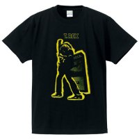 T・レックス / 電気の武者 (Tシャツ BLACK)