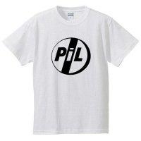 パブリック・イメージ・リミテッド / ロゴ (WHITE)