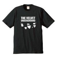 ヴェルヴェット・アンダーグラウンド / イラスト (6.2オンス プレミアム Tシャツ 4色)