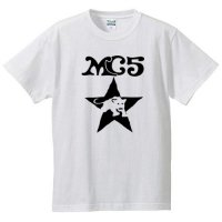 MC5 / STAR (キッズ 5.6オンス Tシャツ 3色)<img class='new_mark_img2' src='//img.shop-pro.jp/img/new/icons1.gif' style='border:none;display:inline;margin:0px;padding:0px;width:auto;' />