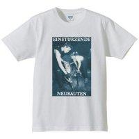 アインシュテュルツェンデ・ノイバウテン / フォト (Tシャツ へヴィーウェイト)