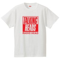 トーキング・ヘッズ / ラジオ・ヘッド (VANILLAWHITE)