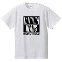 トーキング・ヘッズ / ラジオ・ヘッド (WHITE)