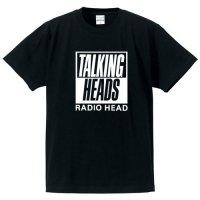 トーキング・ヘッズ / ラジオ・ヘッド (BLACK)