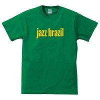 ジャズ・ブラジル / ロゴ(GREEN)
