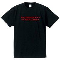 ザ・クラッシュ / サンディニスタ! ロゴ(BLACK print RED)