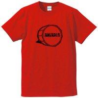 ジ・アニマルズ / ドラム・ロゴ  (RED)