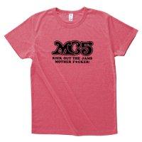 MC5 / ロゴ (キック・アウト・ザ・ジャムズ) (トライブレンド4.4オンス 4色)