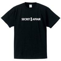 シークレット・アフェアー / ロゴ(BLACK)