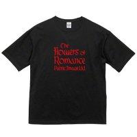 PIL / フラワーズ・オブ・ロマンス (ビッグシルエットTシャツ 2色)