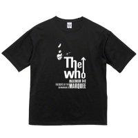ザ・フー / マキシマム・リズム・アンド・ブルース (ビッグシルエットTシャツ 2色)