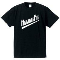 ハンブル・パイ / ロゴ(BLACK print WHITE)