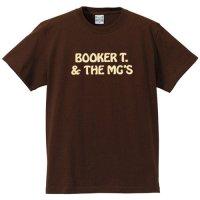ブッカー・T. & MG'S / LOGO (BROWN)