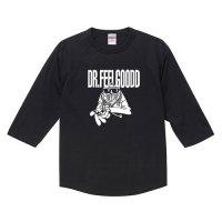 ドクター・フィールグッド / ロクセット − ルート66 - ラグラン七分袖 (2色)