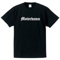 モーターダム (モーターヘッド+ザ・ダムド) / ロゴ(BLACK)