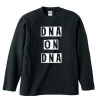 DNA / ロゴ 1 - ロンT (2色)