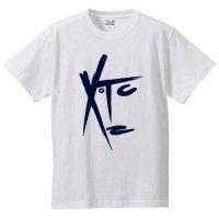 XTC / FACE LOGO (WHITE)