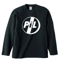 PIL / ロゴ - ロンT (4色)