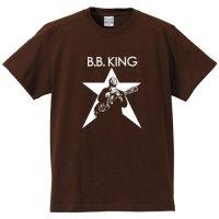 B.B. キング / ポスター・アート (BROWN)