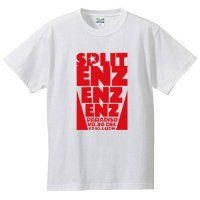 スプリット・エンズ / ポスター・アート 2 (WHITE-RED)