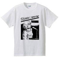 ソニック・ユース / イラスト (WHITE)