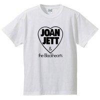 ジョーン・ジェット&ザ・ブラックハーツ / LOGO (WHITE)