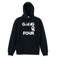 ギャング・オブ・フォー / ロゴ −パーカー(4色)