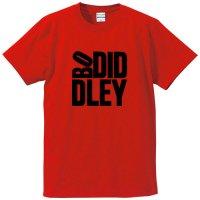 ボ・ディドリー / LOGO (RED)