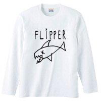 フリッパー - ロンT (3色)