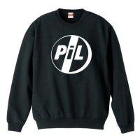 PIL / ロゴ −トレーナー(4色)