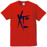 XTC / FACE LOGO (RED)